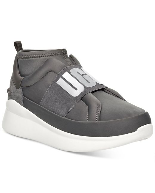 Ugg Gray Neutra Sneakers