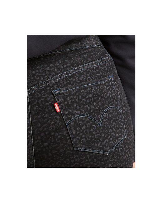 b516dc5f8e005 ... Levi's - Black ® Trendy Plus Size Jeggings - Lyst