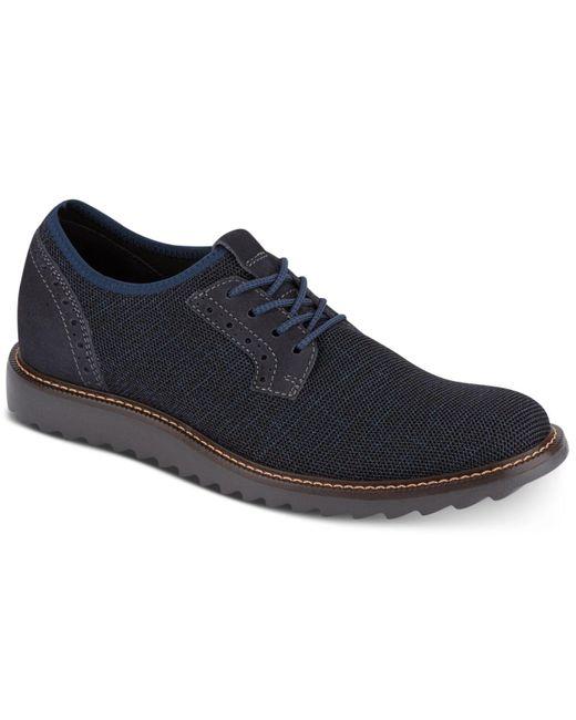 Dockers Blue Einstein Smart Series Oxfords for men