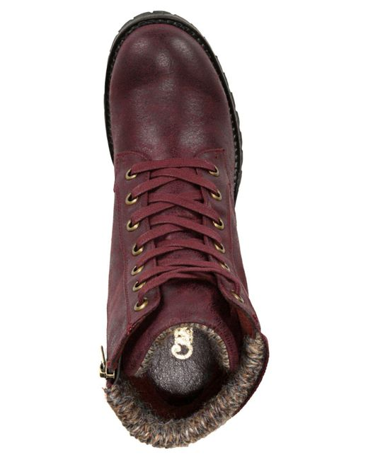 b8ef77235ef9 ... Carlos By Carlos Santana - Multicolor Glinda Boots - Lyst ...