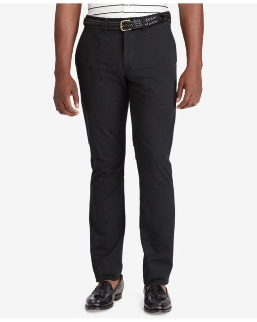 New Men/'s POLO Ralph Lauren Newport Classic Fit Thick Corduroy Pants MSRP $98