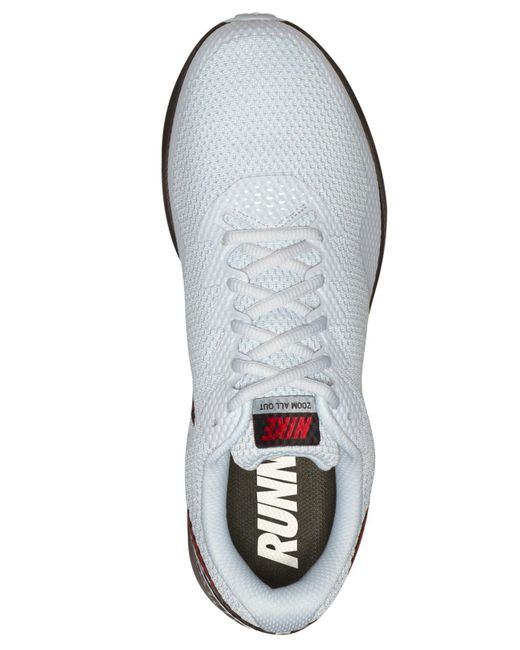 ... Nike - Multicolor Men's Zoom All Out Low 2 Running Sneakers From Finish  Line for Men ...