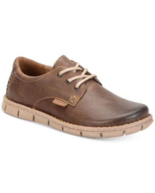 Born - Brown Men's Soledad Sneakers for Men - Lyst