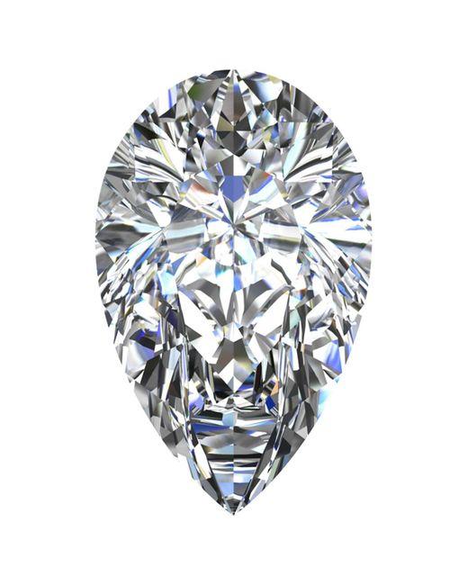 Macy's   Multicolor Gia Certified Diamond Pear (3/4 Ct. T.w.)   Lyst