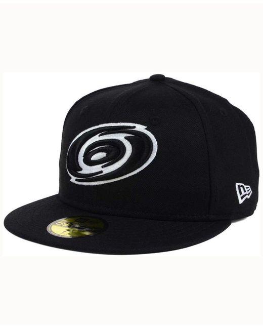 KTZ - Black Dub 59fifty Cap for Men - Lyst