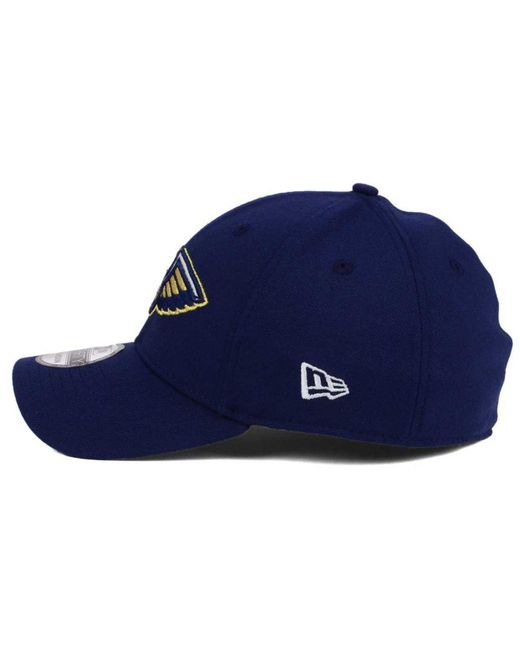 ee61c24caff ... KTZ - Blue Team Classic 39thirty Cap for Men - Lyst ...