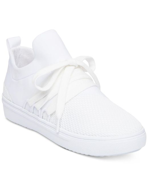 Steve Madden | White Women's Lancer Athletic Sneakers | Lyst