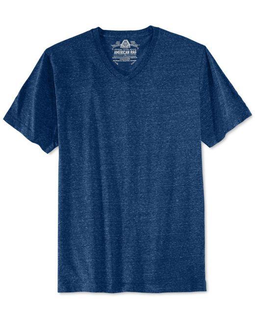 American Rag - Blue Tri-blend T-shirt for Men - Lyst