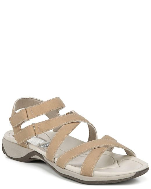 44e16dd5b Dr. Scholls Popular Sandals in Natural - Save 33% - Lyst
