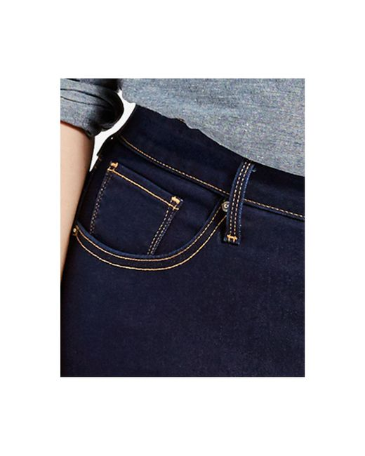 c1f6834ebe2 Lyst - Levi S Plus Size 311 Shaping Skinny Jeans in Black - Save 43.75%