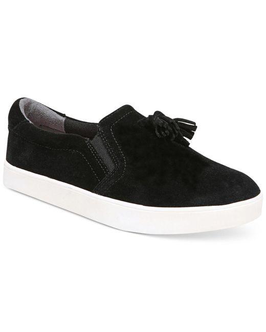 Dr. Scholls | Black Madi Tassel Sneakers | Lyst