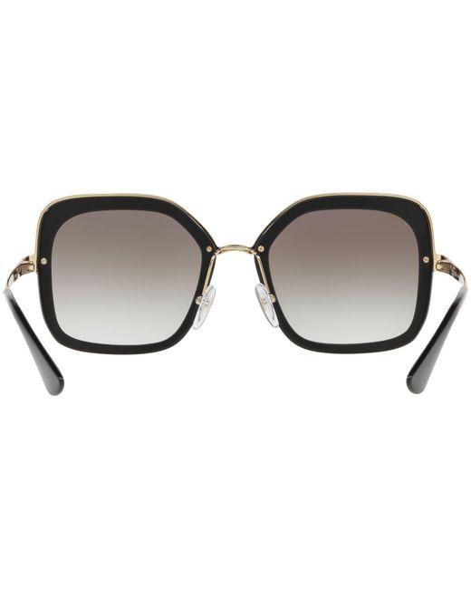 PRADA Sonnenbrille PR 57US E05M2