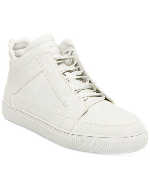Steve Madden - Gray Men's Defstar High-top Sneakers for Men - Lyst