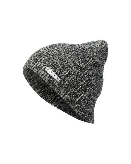 Neff - Black Daily Heathered Beanie for Men - Lyst