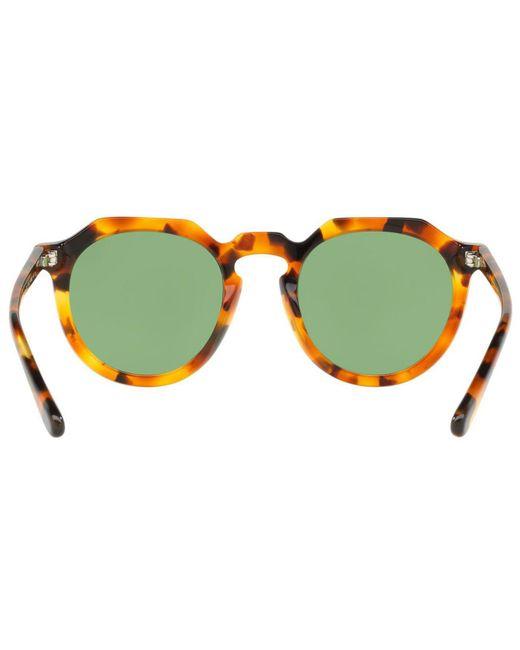 862029c5c0 ... Polo Ralph Lauren - Green Sunglasses
