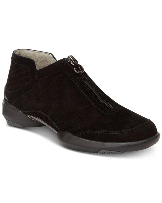 Jambu Black Remy Sneakers