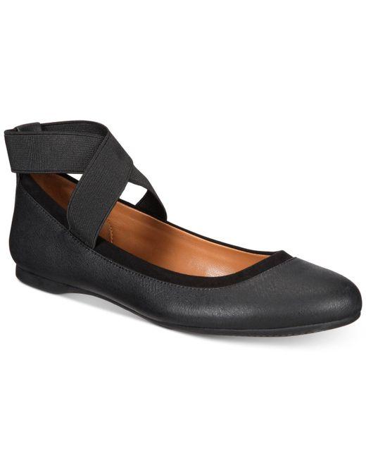 Style & Co. - Black Beaa Ballet Flats - Lyst