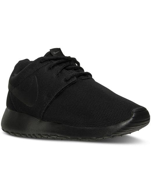 Nike - Gray Women's Roshe One Casual Sneakers - Lyst