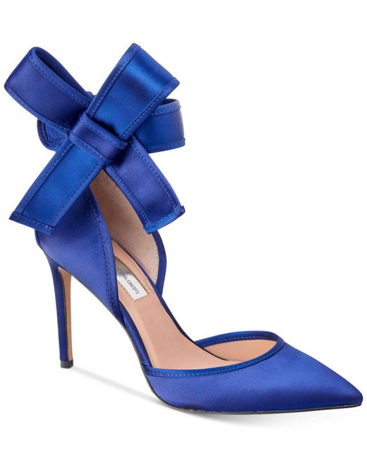 INC International Concepts | Blue Kaiaa Bow Pumps | Lyst