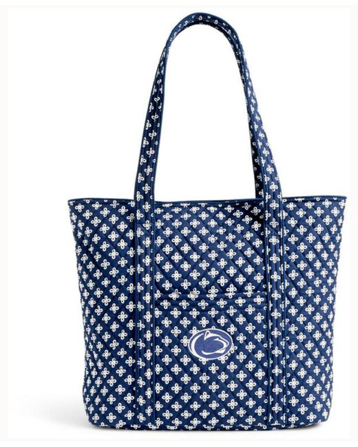 Vera Bradley - Blue Penn State Nittany Lions Tote - Lyst