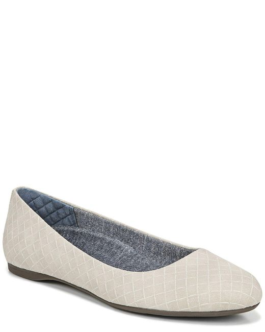Lyst - Dr. Scholls Giorgie Flats in Gray - Save 35% 2c684e968fd
