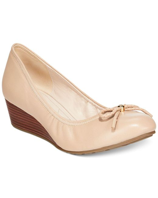 Cole Haan | Natural Women's Tali Grand Wedge | Lyst