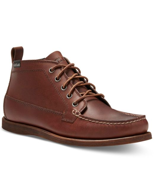 Eastland - Brown Seneca Boots for Men - Lyst