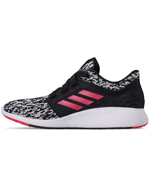 7c774e62111a ... Adidas - Black Edge Lux Casual Sneakers From Finish Line - Lyst ...