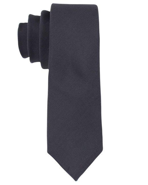 Calvin Klein Black Tie, Skinny X Liquid Luxe Solid for men