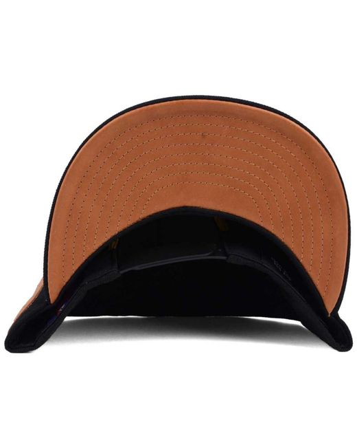 super popular b9208 d0a2f ... discount ktz black x wilson side hit 9fifty snapback cap for men lyst  34268 7bab9