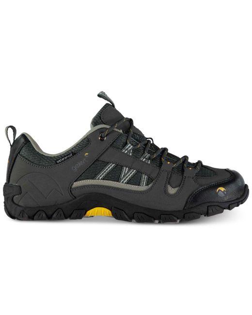 Black Diamond Men's Rocky Waterproof Low Hiking Shoes from Eastern Mountain Sports M5vMvAA