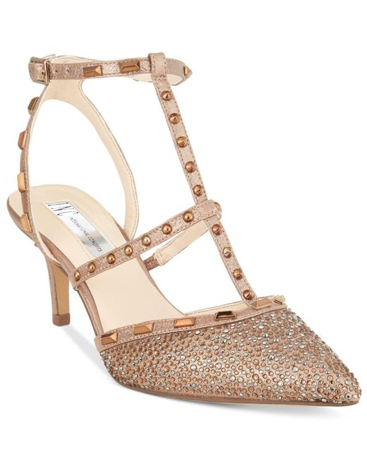 INC International Concepts - Multicolor Carma Studded Pumps - Lyst