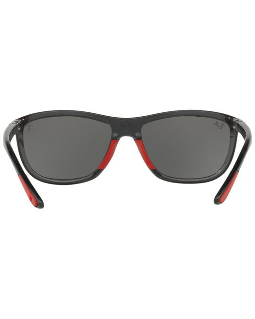 9b27562fc7 ... Ray-Ban - Gray Sunglasses