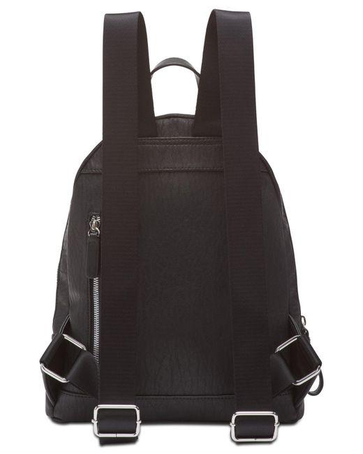 153fb7ba1280 ... Calvin Klein - Black Elaine Backpack - Lyst ...
