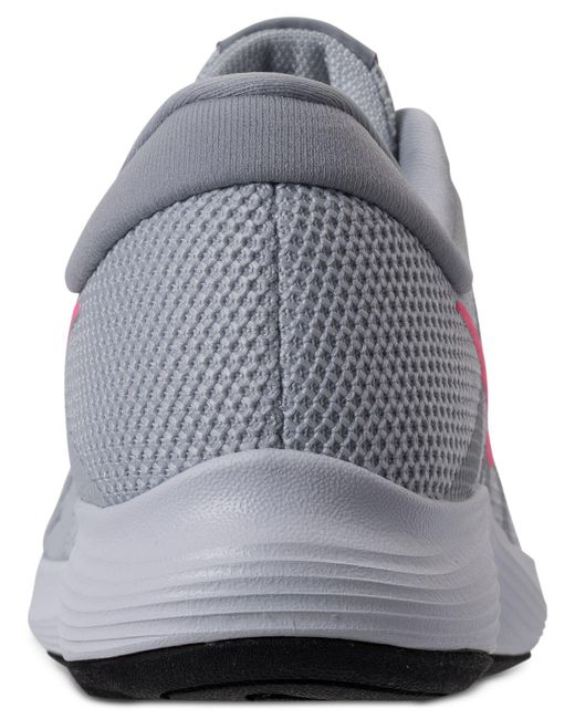 aa2b4cd711b5 ... Lyst Nike - Multicolor Women s Revolution 4 Running Sneakers From Finish  Line ...