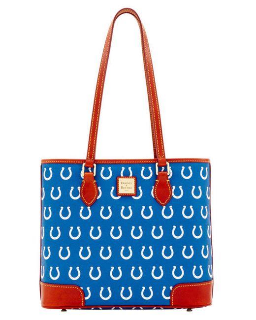 Dooney & Bourke - Blue Indianapolis Colts Richmond Shopper - Lyst