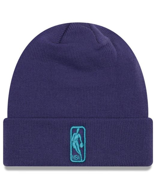 ... KTZ - Purple Breakaway Knit Hat for Men - Lyst 79e1f7ebc