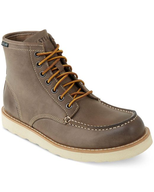 Eastland - Brown Lumber Up Boots for Men - Lyst