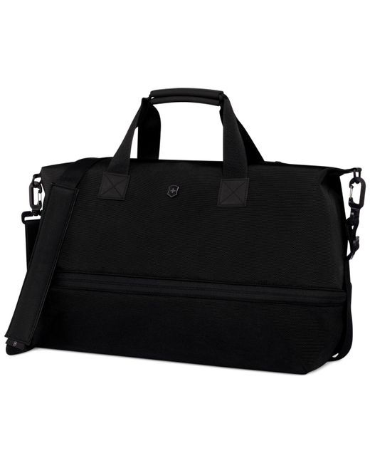 Victorinox - Black Werks Traveler 5.0 Carryall Drop Bottom Tote - Lyst