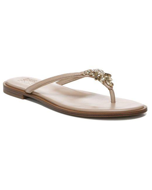 Naturalizer Multicolor Liliana Thong Sandals