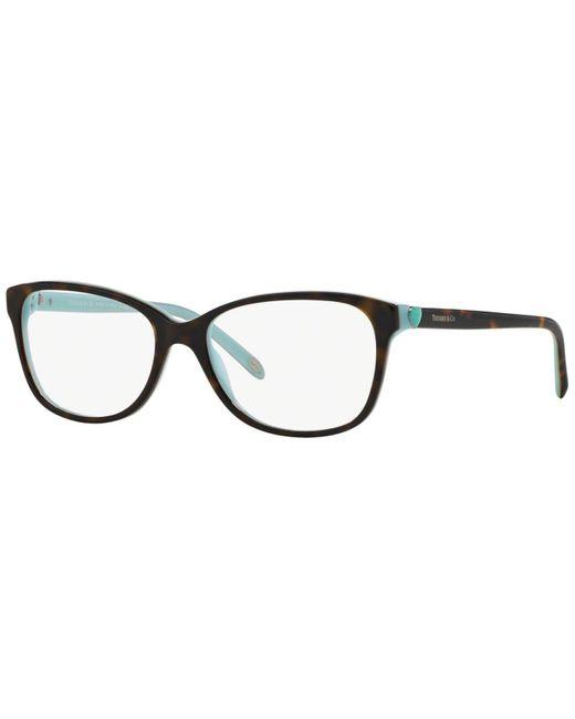 Tiffany & Co Multicolor Square Eyeglasses