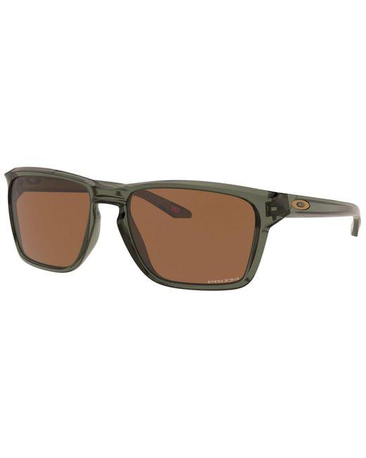 Oakley Multicolor Sylas Sunglasses, Oo9448 57 for men