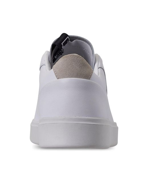 adidas Leather Originals Sleek Casual