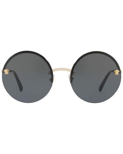 7e29269ba6 ... Versace - Gray Sunglasses