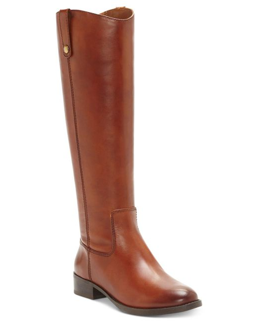 INC International Concepts | Brown Women's Fawne Riding Boots | Lyst