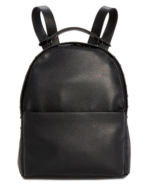 Steve Madden - Black Lennie Pebble Backpack - Lyst