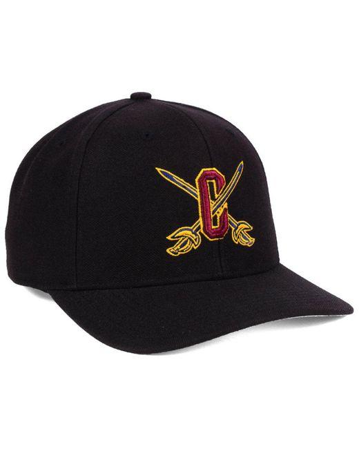 620eec2a058 ... denmark 47 brand black cleveland cavaliers mash up mvp cap for men lyst  9862d 6e15d