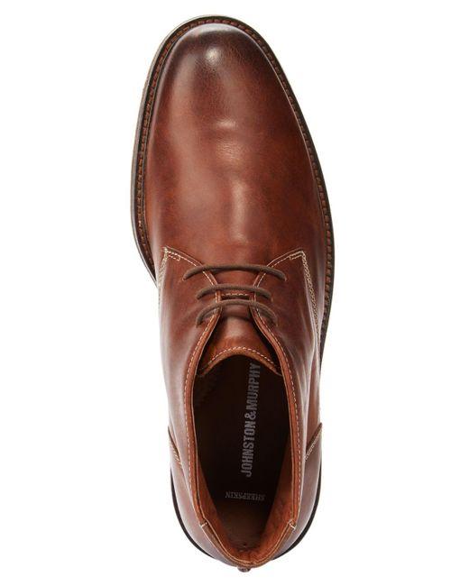 6853ba5bb21 Men's Brown Copeland Chukka Boots