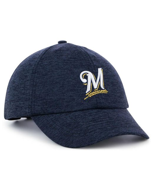 c3c5b5dc14d ... Under Armour - Blue Milwaukee Brewers Renegade Twist Cap - Lyst ...