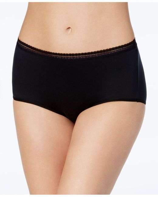 Wacoal - Black Perfect Primer Brief 870413 - Lyst